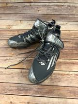 Adidas Baseball Energy Boost SPG Mens Metal Cleats 753001 Size 11 Grey - $38.70