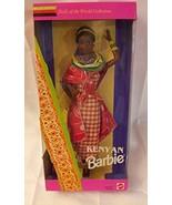 Barbie Dolls of the World Collector Series Vintage (1993) Kenyan - $24.74