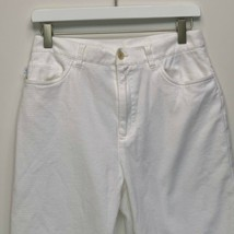 Ralph Lauren Womens Loose Fit White Pants Size 8 - $31.65