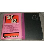 1968 First edition of SF 12 by Edited by Judith Merril   Vintage Science... - $39.60