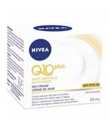 NIVEA VISAGE ANTI-WRINKLE DAY CREAM 50 ml (Q10 PLUS) SPF 30 - $25.22