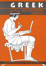 Greek: An Intensive Course, 2nd Revised Edition [Paperback] Hansen, Hardy and Qu image 2