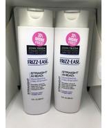 (2) John Frieda Frizz-Ease Straight Ahead Shampoo 13 Fl Oz Each - $79.99