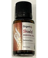Organixx Organic Shield Defense Essential Oil Blend 15ml Bottle - $39.55