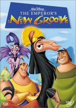Disney The Emperors New Groove (DVD, 2005)