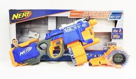 NERF N-Strike Elite HyperFire Blaster, Foam Darts, Kids, Toy Gun - $49.99