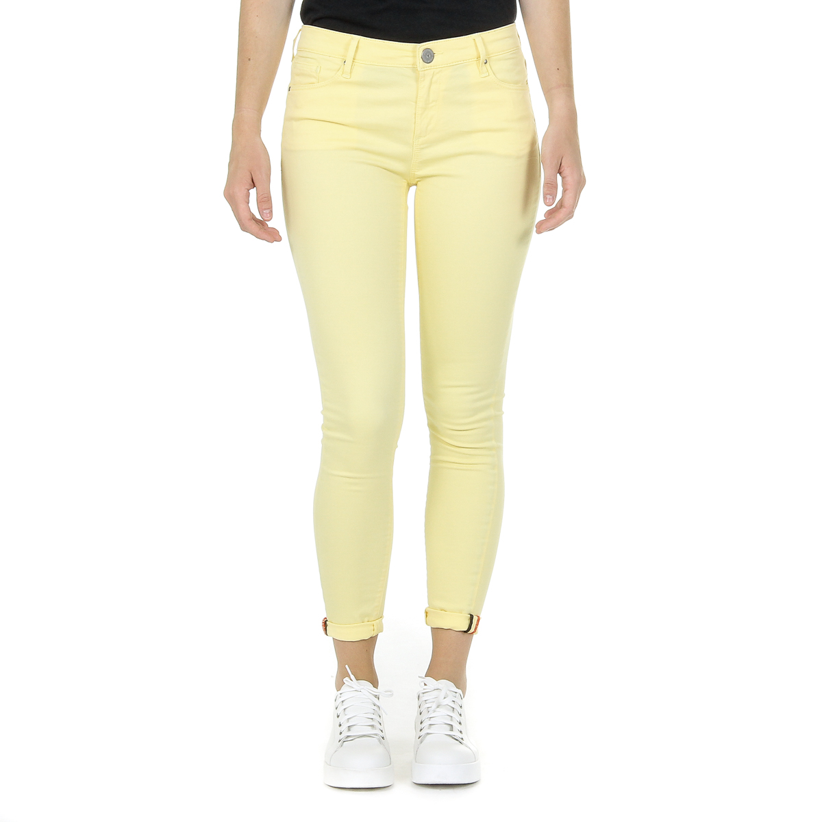 Primary image for Andrew Charles Womens Trousers Yellow CLAIRE