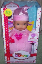 """Little Mommy First Snuggles 10"""" Baby Doll New - $16.88"""