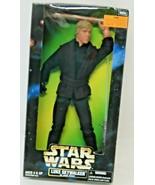 "1998 Kenner Star Wars Action Collection Luke Skywalker Jedi Gear 12"" Figure - $33.95"