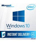 Brand New Windows 10 Home 32/64 bit RETAIL INTEL - $24.99