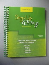 Step Up to Writing: Primary Level Grades K-3 (Third Edition) [Spiral-bound] [Jan