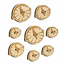 Cat Eye Wood Buttons for Sewing Knitting Crochet DIY Craft - Various Sizes (8pcs - $9.99