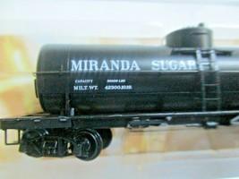 Micro-Trains # 06500166 Miranda Sugar 39' Single Dome Sweet Liquid Tank  N-Scale image 2