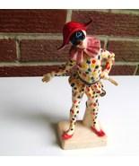 Italian Harlequin Jester - $14.00