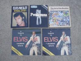 Presley & Beetles Memorabilia - $5.00