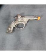 "Hubley Toy Cap Gun ""BULL"" ca 1930 - $27.10"