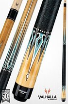 Valhalla by Viking VA501 Pool Cue Stick European Stain Turquoise HD Grap... - $164.99