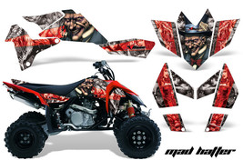 ATV Graphics Kit Quad Decal Sticker Wrap For Suzuki LTR450 2006-2009 HATTER R S - $158.35
