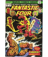Fantastic Four Comic Book #163 Marvel Comics 1975 FINE - $6.66