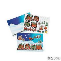 Christmas Train Mini Sticker Scenes - $3.86
