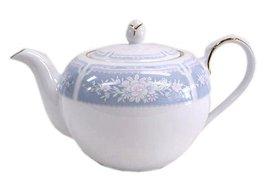 Noritake Fine Porcelain Lace Wood Gold teapot (small) 94423/1507-2 (japa... - $122.08