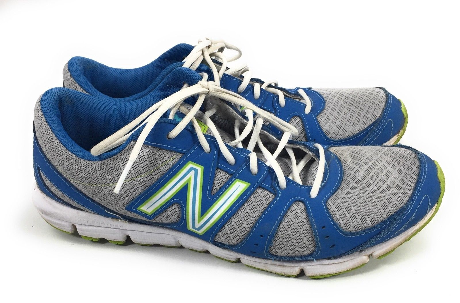 New Balance 550 v3 WE550BG3 Blue Lime Green Running Shoes Women's 9.5 B image 6