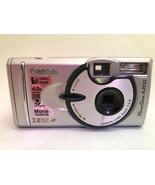 Canon PowerShot A200 2.0MP Digital Camera - Metallic Silver - $23.75