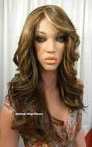 HEAT OK Sexy Phoenix Wig from Sepia FS8.27.613 SUPER FABULOUS COLOR MIX!!  - $42.99