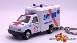 RARE!! KEY CHAIN PARAMEDIC AMBULANCE EMS MEDIC RESCUE EMERGENCY LIMITED ... - $34.98