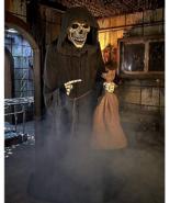 Halloween Prop Decor 7 Ft The Collector Animatronic (a,sh) O12 - $841.50
