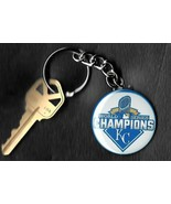 2015 World Series Champions Kansas City ROYALS LOGO Keychain Key Chain - $6.78