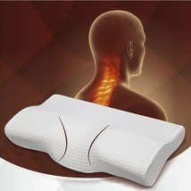 Orthopedic Latex Magnetic Neck Pillow Slow Rebound Memory Foam Pillow Pa... - $943,18 MXN