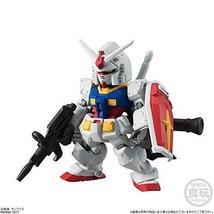 FW GUNDAM CONVERGE # 8 10 pieces Mobile Suit Gundam - $95.18