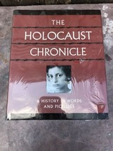 New The Holocaust Chronicle A History in Words & Pictures Sealed - $21.28