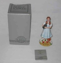 "NEAT 5 1/2"" 1985 Wizard Of Oz DOROTHY Figurine - $30.68"