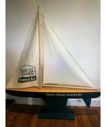 NEW 2014 Samuel Adams Summer Ale Advertising Display Sail Boat Ltd Editi... - $197.99