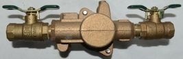 Watts Double Check Valve Assembly 1/2 Inch 007 QT Backflow Preventer 0062131 image 5