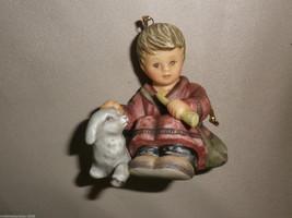 Goebel Berta Hummel Sitting Shepherd Nativity Ornament #935088 - $11.88