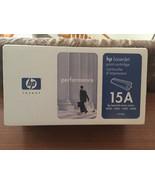 GENUINE FACTORY SEALED HP C7115A PRINT CARTRIDGE LASERJET 1000/1200/3300... - $26.48