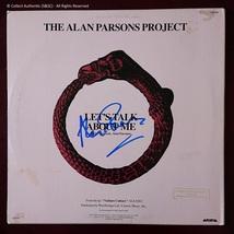 Alan Parsons Autographed ''Let's Talk About Me'' Record Album - $110.00