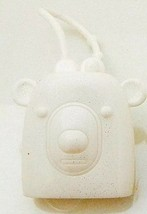 BATH & BODY WORKS Glitter Shimmer Polar Bear POCKETBAC HOLDER SLEEVE CAS... - $3.73