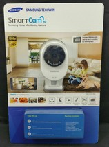 Samsung SNH-E6413BN SmartCam HD WiFi IP Camera with 16GB micro SD Card - $68.30
