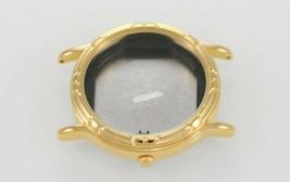 Brandneu Seiko Herren? S Quartz Gold Uhr Gehäuse Edelstahl 7N43 V - $33.01