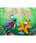 God's Gift Adventures of the Sea Kids Series NEW Hardcover Book Lee Ann ... - $16.05