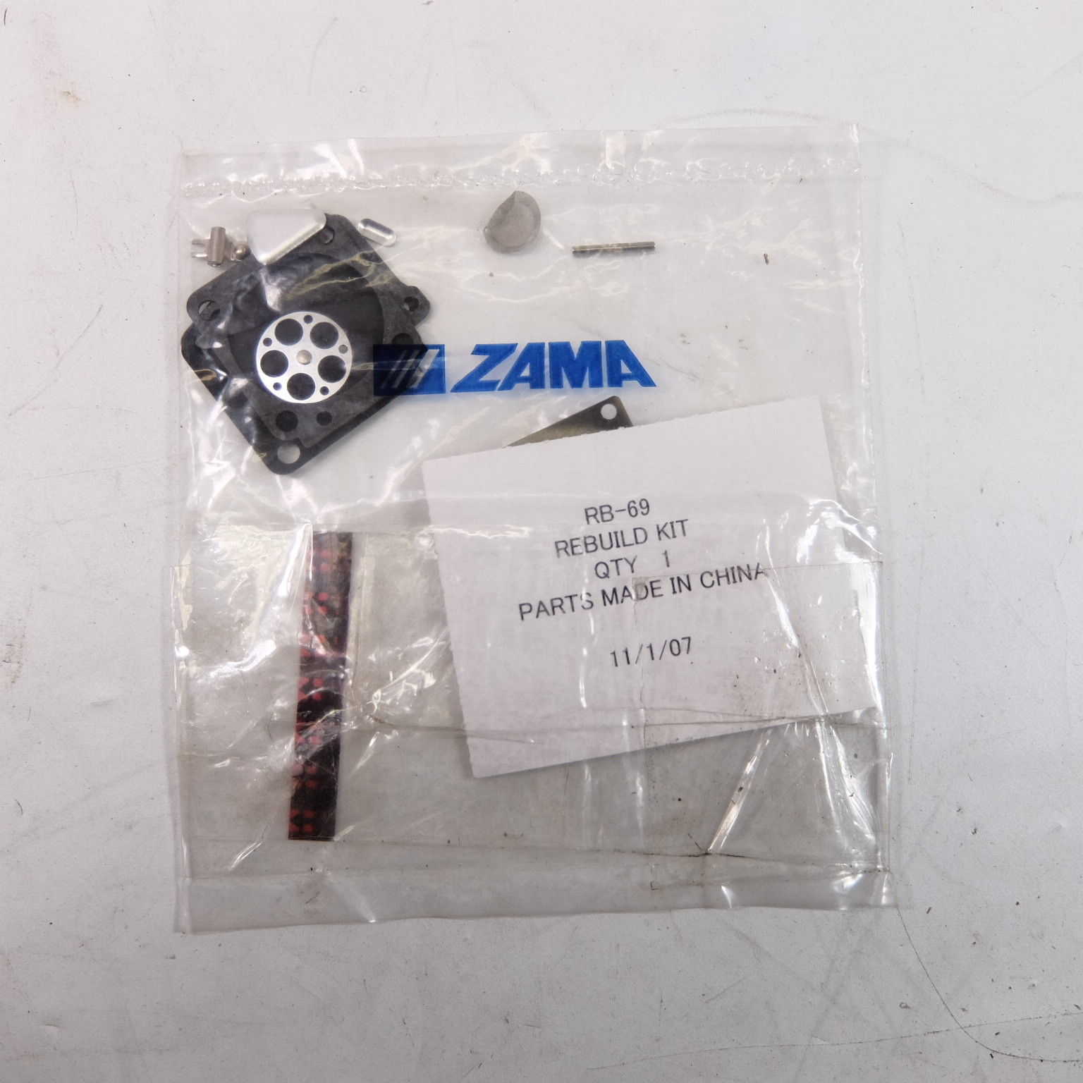 ZAMA RB-69 Carburetor Kit