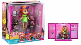 Boxy Girls Studio Exclusive Doll & Playset JAY AT PLAY - $22.27
