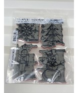 Tim Holtz Collection Stampers Anonymous Christmas Blueprint CMS135 - $39.59
