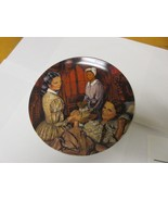 MELANIE GIVES BIRTH GONE WITH THE WIND - Knowles Ltd Ed Plate 6 - $24.75