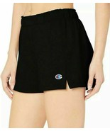 Champion Womens Black Practice Short Stretch Waistband Size Large NWT - $14.84
