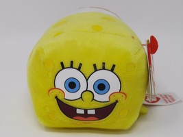 Teeny Ty Mini Soft Plush Stuffed - New - Nickelodeon SpongeBob SquarePants - $8.54